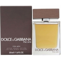 Dolce and Gabbana The One for Men after shave lotion 100ml мужской лосьон после бритья