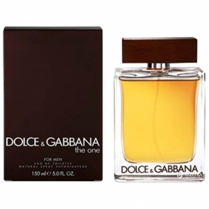 Dolce and Gabbana The One for Men edt, 150ml туалетная вода для мужчин