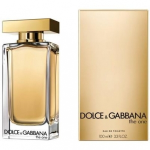 Dolce and Gabbana The One edt, 100ml женская туалетная вода