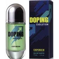 Doping Evolution (Допинг Эволюшн) edt, 80ml туалетная вода для мужчин Brocard
