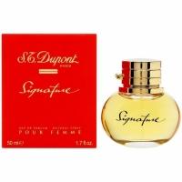 Dupont Signature S.T. Dupont Women edp, 50ml женская парфюмерная вода