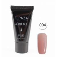 ELPAZA  Acryl Gel №4, 30ml