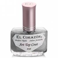 El Corazon Лак д/н Perfekt Nails 421/23 закрепитель радуга 16мл.