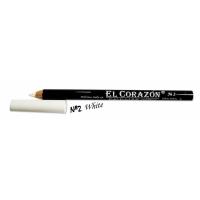El Corazon Карандаш для глаз Каял № 02 white