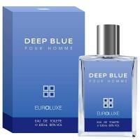 Euroluxe Deep Blue (Евролюкс Дип Блю) edt, 100ml мужская туалетная вода