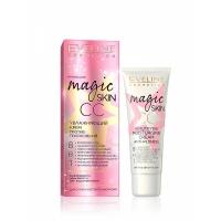 Eveline Magical Skin CC Крем против покраснений 8в1 увлажняющий, 50мл