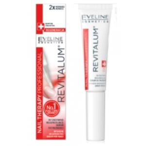 Eveline Nail Therapy Professional Revitalum Сыворотка интенсивная укрепляющая, 12мл Флакон