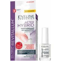 Eveline Nail Therapy Professional Кондиционер для ногтей After Hybrid - Revitalift укрепляющий 12мл