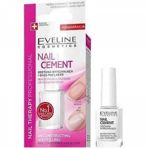Eveline Nail Therapy Professional Сыворотка укрепляющая   база под лак, 12мл