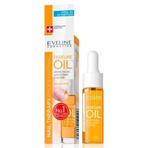 Eveline Nail Therapy Масло Арома для ногтей и кутикул Dolce Vita, 12мл