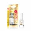 Eveline Nail Therapy Professional препарат 8 в 1 Комплексная регенерация ногтей Golden Shine 12мл Максимальное восстановление 3шт в упаковке