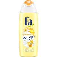 FA Гель-душ Yoghurt Ванильный мед, 250мл
