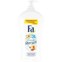 FA Гель-душ Греческий йогурт Миндаль, 750мл