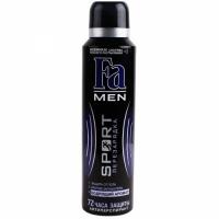 FA дезодорант спрей Sport Перезарядка, 150мл