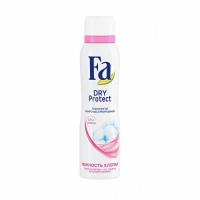 FA дезодорант спрей Нежность хлопка, 150мл