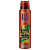 FA дезодорант спрей мужской Тайна Амазонии, 150мл