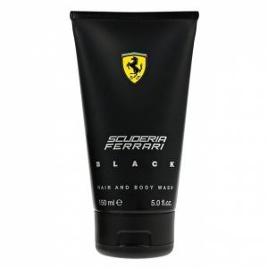 Ferrari Scuderia Black Shampoo 125ml парфюмерный шампунь для мужчин