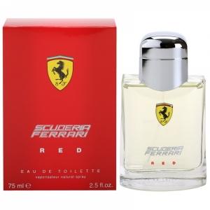 Ferrari Scuderia Red edt, 75ml туалетная вода для мужчин