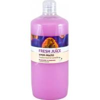 Fresh Juice Жидкое мыло Маракуйя и Камелия, 1л