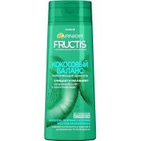 Garnier Fructis Шампунь для волос, 250мл Кокосовый баланс