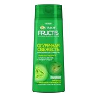 Garnier Fructis Шампунь для волос, 250мл Огуречная свежесть