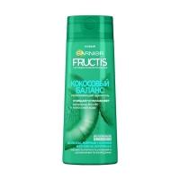 Garnier Fructis Шампунь для волос, 400мл Кокосовый баланс