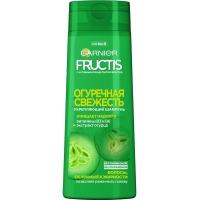 Garnier Fructis Шампунь для волос, 400мл Огуречный Детокс
