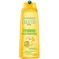 Garnier Fructis Шампунь для волос, 400мл Тройное восстановление