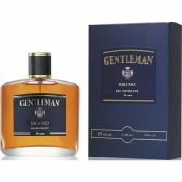 Gentleman edt, 100ml мужская туалетная вода Brocard