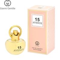 Gianni Gentile Avenue 15 Набор edt, 50ml женская туалетная вода   дезодорант, 75мл