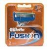 GILLETTE сменные кассеты Fusion 2 шт (RUS)