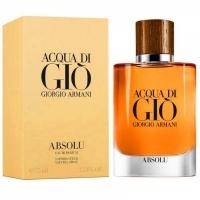 Giorgio Armani ACQUA DI GIO ABSOLU edp, 75ml мужская парфюмерная вода