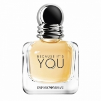 Giorgio Armani BECAUSE IT'S YOU edp, 100ml Tester женская парфюмерная вода