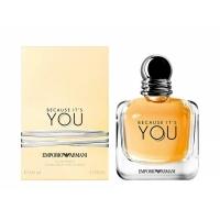 Giorgio Armani BECAUSE IT'S YOU edp, 50ml женская парфюмерная вода