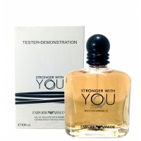 Giorgio Armani STRONGER WITH YOU edt, 100ml Tester мужская туалетная вода