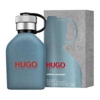 HUGO URBAN JOURNEY EDT, 75ml туалетная вода для мужчин