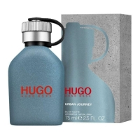 HUGO URBAN JOURNEY EDT, 125ml туалетная вода для мужчин