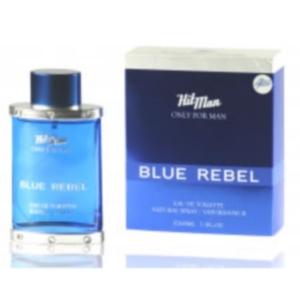 Hitman Blue Rebel (Хитмэн Блю Рэбл) edt, 100ml Genty parfum, s мужская туалетная вода