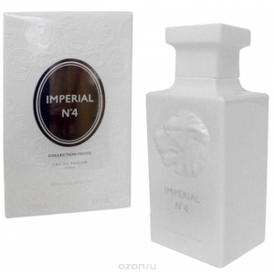 IMPERIAL WHITE №4 m edp, 100ml Geparlys