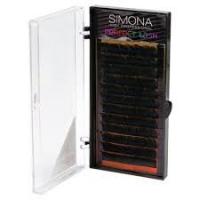 IRISK Ресницы на ленте Simona Perfect Lash 12 линий, 14мм Р293-14