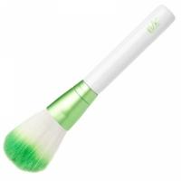 IRISK Кисть для пудры искусственный ворс Green В523-01