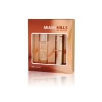 Jean Marc Подарочный Набор женский Miami Hills Парфюмерная вода   дезодорант