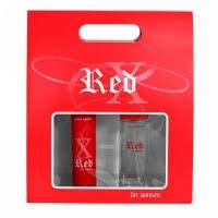 Jean Marc Подарочный Набор женский X-Red Туалетная вода 100мл   дезодорант