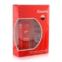 Karaoke Very Sexy (Караоке) Набор edt, 100мл   мицеллярная вода, 150мл  XXI век туалетная вода