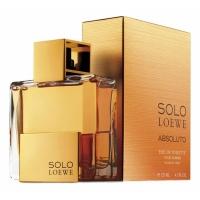 LOEWE Solo Absoluto edt, 125ml мужская туалетная вода