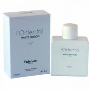 L'ORIENTAL WHITE EDITION edt, 100ml Geparlys туалетная вода для мужчин