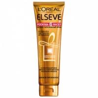 L'oreal Elseve Крем-масло для волос Роскошь 6 масел Питательное для всех типов волос, 150мл