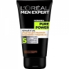 L'oreal Men Expert Гель для умывания Pure Power Черный уголь 150мл