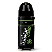 Malizia Дезодорант спрей мужской Vetyver, 150мл
