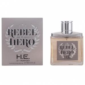 Mango He Rebel Hero edt, 100ml мужская туалетная вода